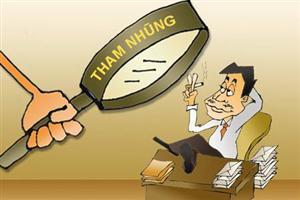 Xử lý trách nhiệm 5 người đứng đầu để xảy ra tham nhũng